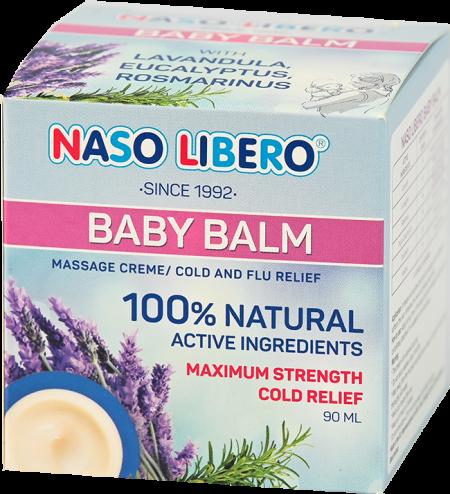 Naso Libero Baby Balm